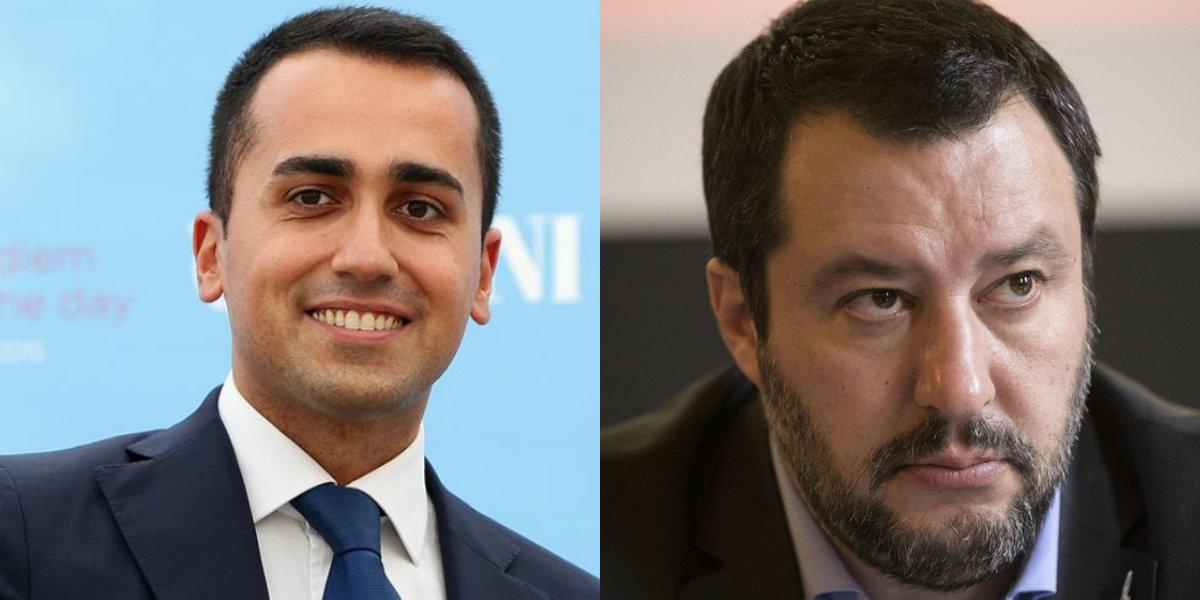 Governo: Di Maio a Salvini