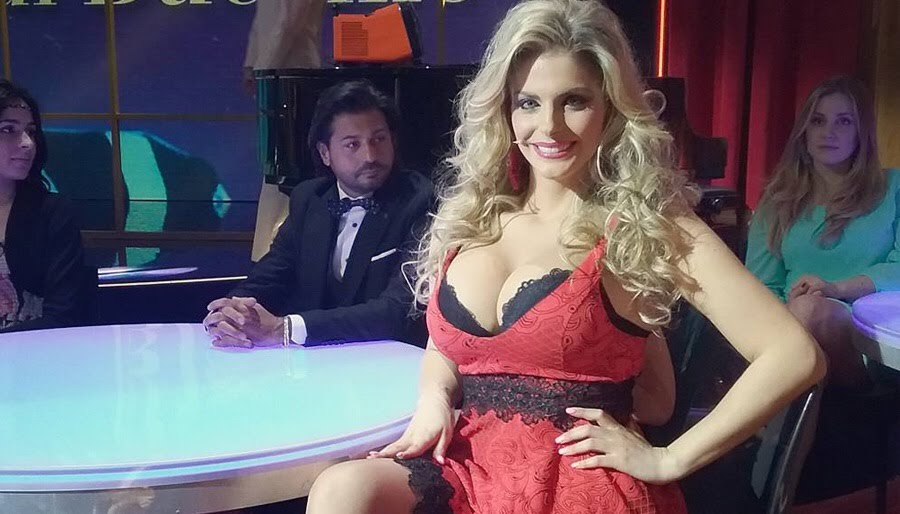 Francesca Cipriani ricoverata ospedale