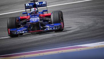 Antonio Cairoli, Mark Webber Formula 1