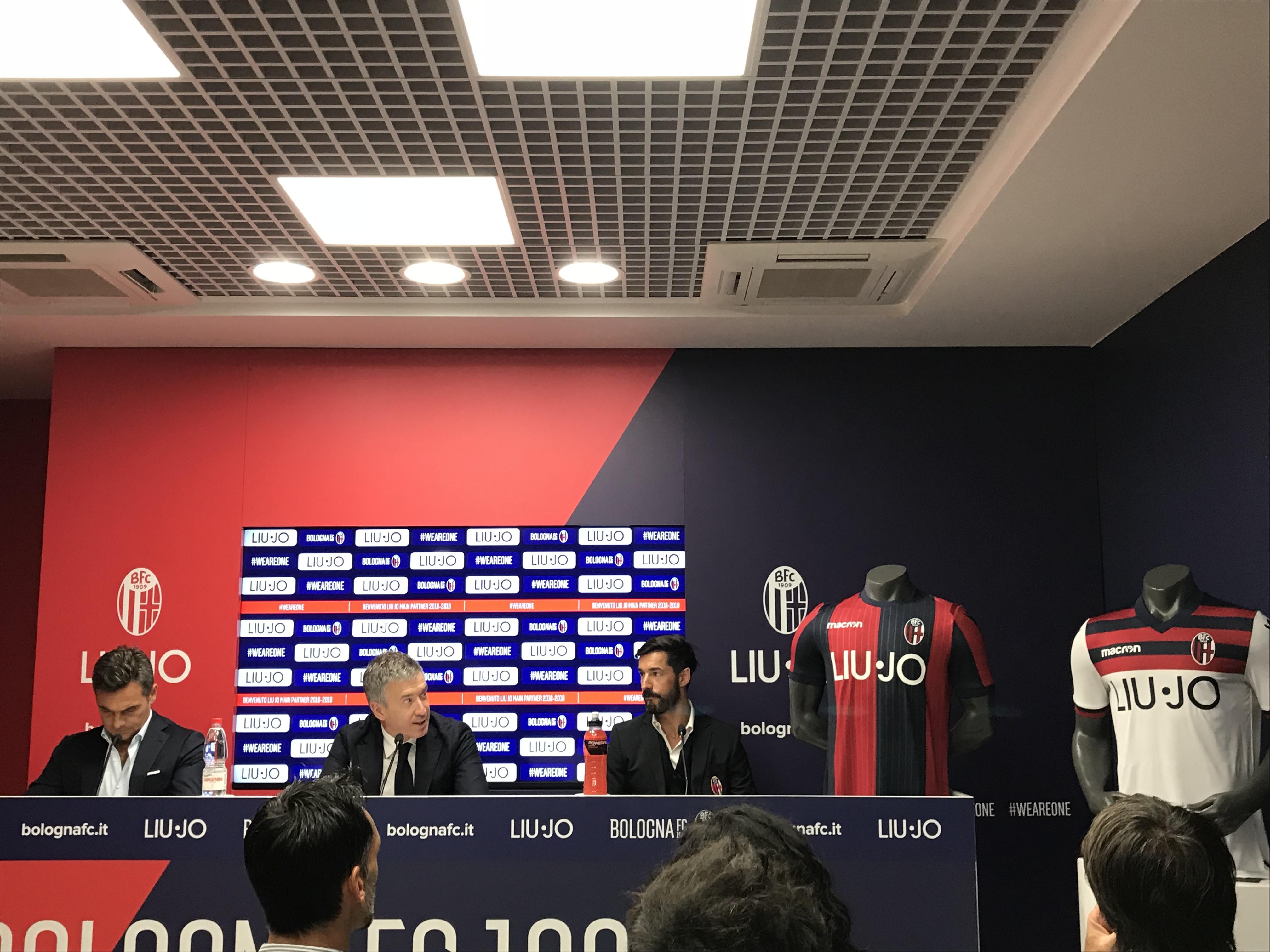 Bologna calcio nuove maglie
