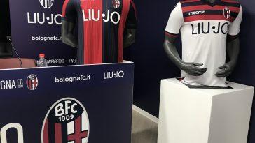 Bologna calcio nuova maglia
