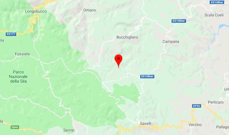 terremoto oggi 26 giugno 2018 cosenza
