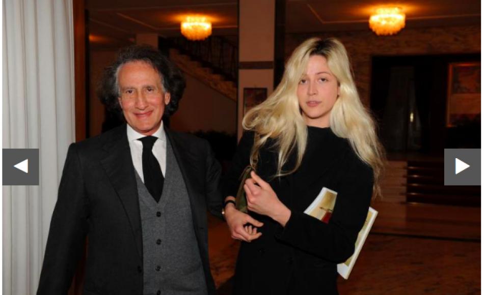 La suocera del premier Giuseppe Conte era una diva di Tinto Brass