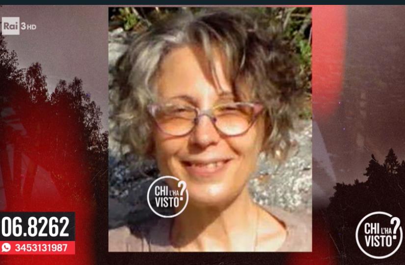 Elisa Gualandi scomparsa