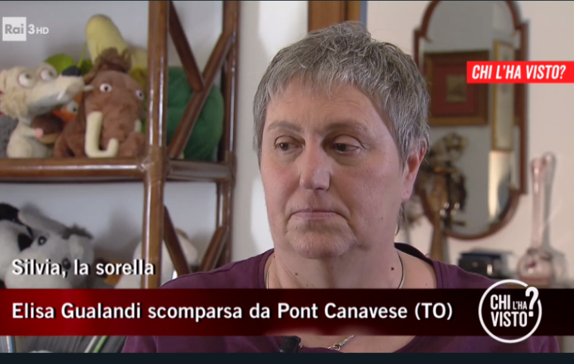 Elisa scomparsa a Pont Canavese