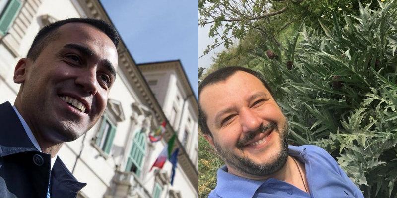 Matteo Salvini alla Festa della Lega di Cantù