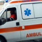Belluno incidente stradale