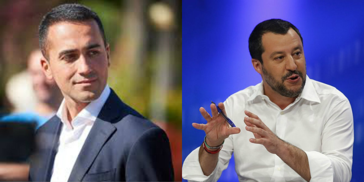 Conti Lega, Di Pietro: «Salvini è un nuovo Berlusconi: si farà leggi ad personam?»
