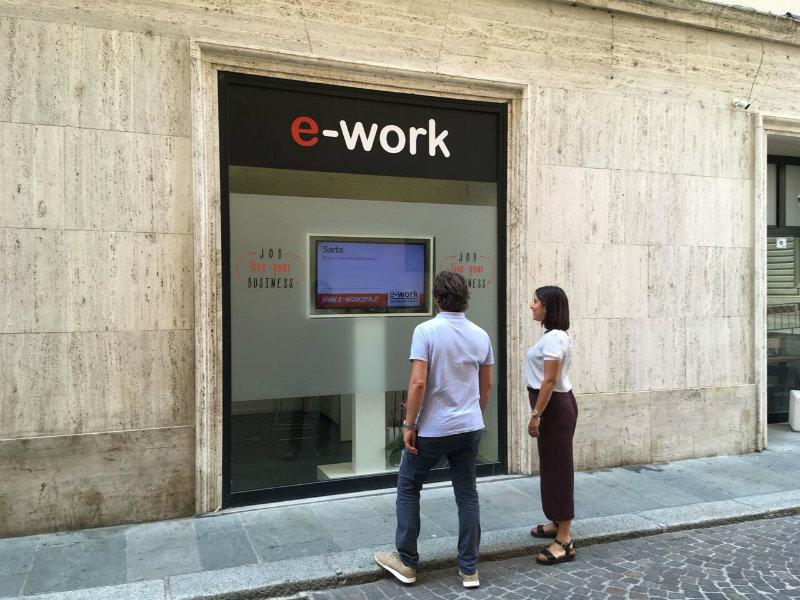 e-work offerte di lavoro gdo sud italia