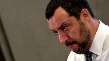 Il discorso di Salvini a Pontida il 1° luglio 2018