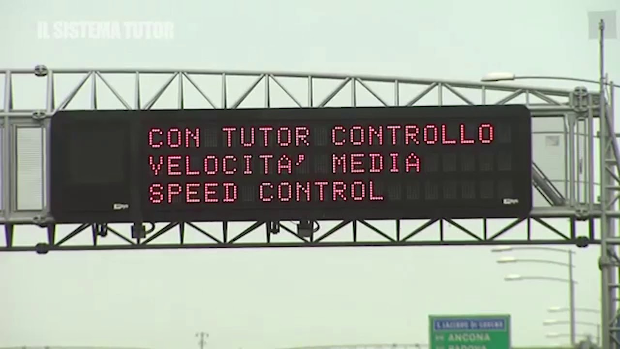 nuovi tutor autostrade dove sono attivi