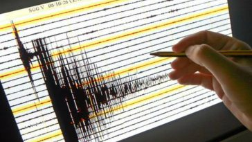 terremoto oggi palermo 7 luglio 2018