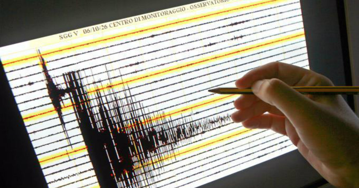 Terremoto oggi in Calabria: scossa magnitudo 4.4 a Tropea (Vibo Valentia)