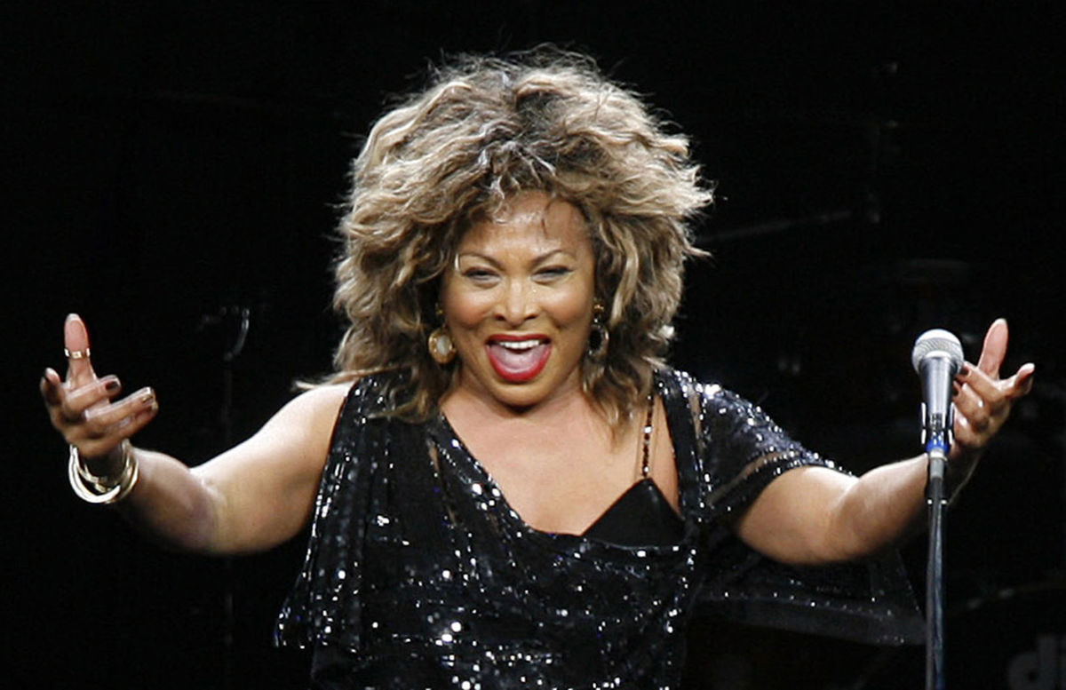 L'addio di Tina Turner al figlio Craig Raymond