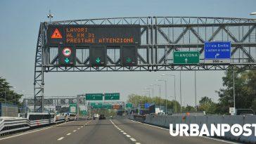 Autostrade in tempo reale: traffico, incidenti, chiusure oggi lunedì 23 luglio 2018
