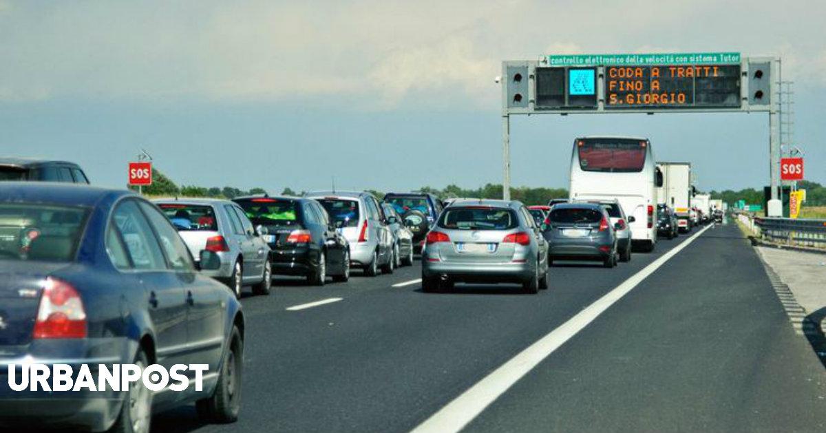 Autostrade in tempo reale: traffico, incidenti, chiusure oggi domenica 5 agosto 2018