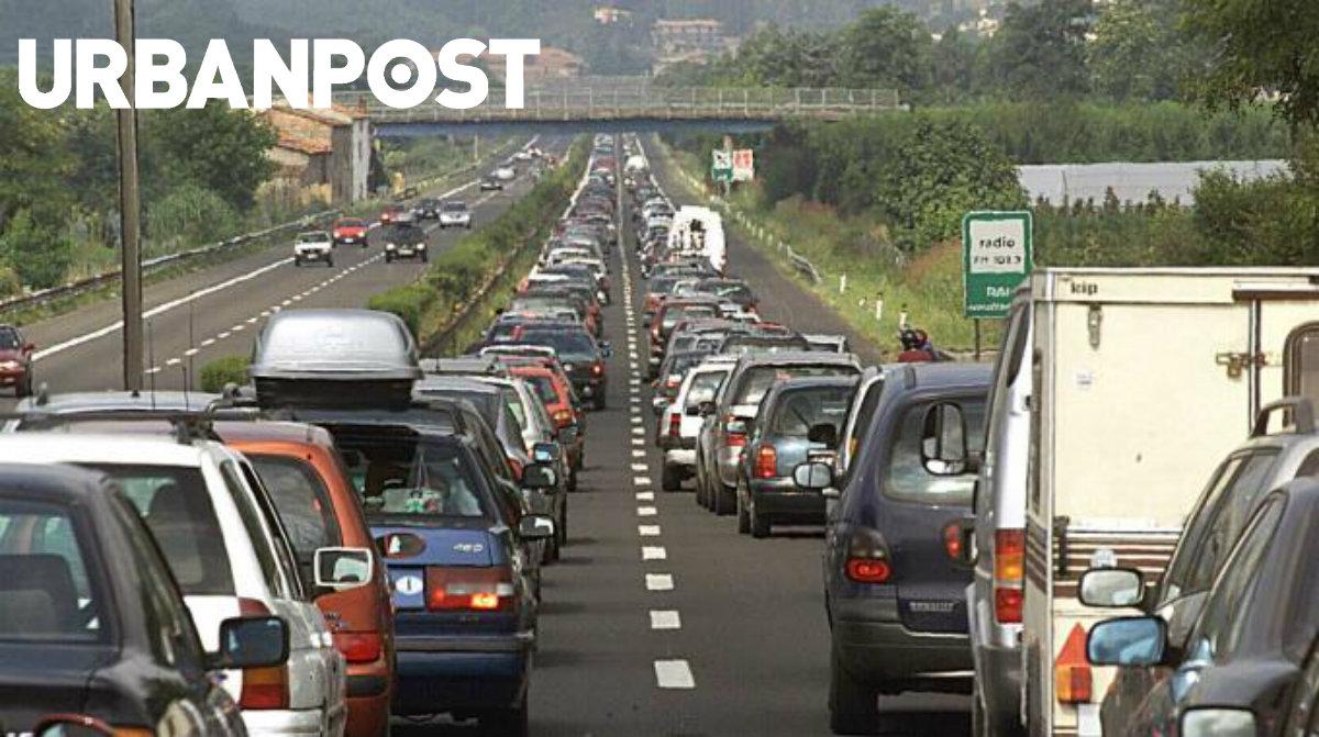 Autostrade in tempo reale: traffico, incidenti, chiusure oggi 3 dicembre 2018