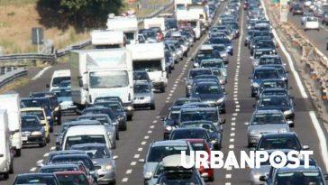 Autostrade in tempo reale: traffico, incidenti, chiusure oggi venerdì 5 ottobre 2018