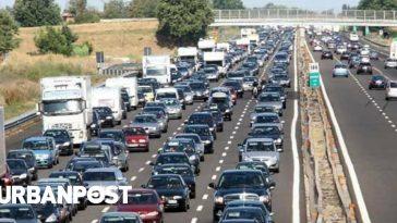 Autostrade in tempo reale: traffico, incidenti, chiusure oggi lunedì 1° ottobre 2018