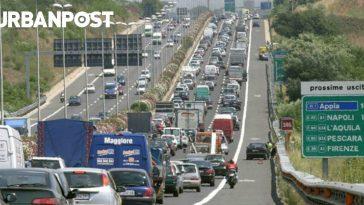 Autostrade in tempo reale: traffico, incidenti, chiusure oggi martedì 18 settembre 2018