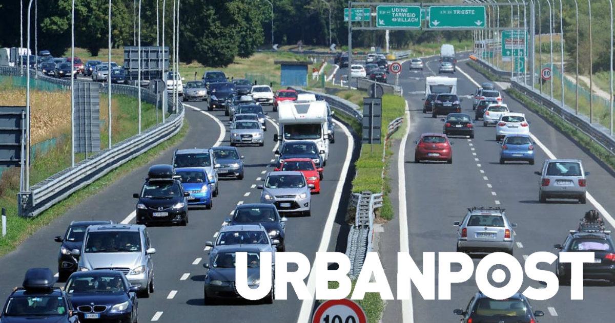 Autostrade in tempo reale: traffico, incidenti, chiusure oggi 8 luglio 2018