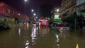 Forte maltempo a sud: nubifragi e bombe d'acqua in Calabria, Sicilia e Salento