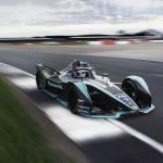 Jaguar I-TYPE 3 Formula E