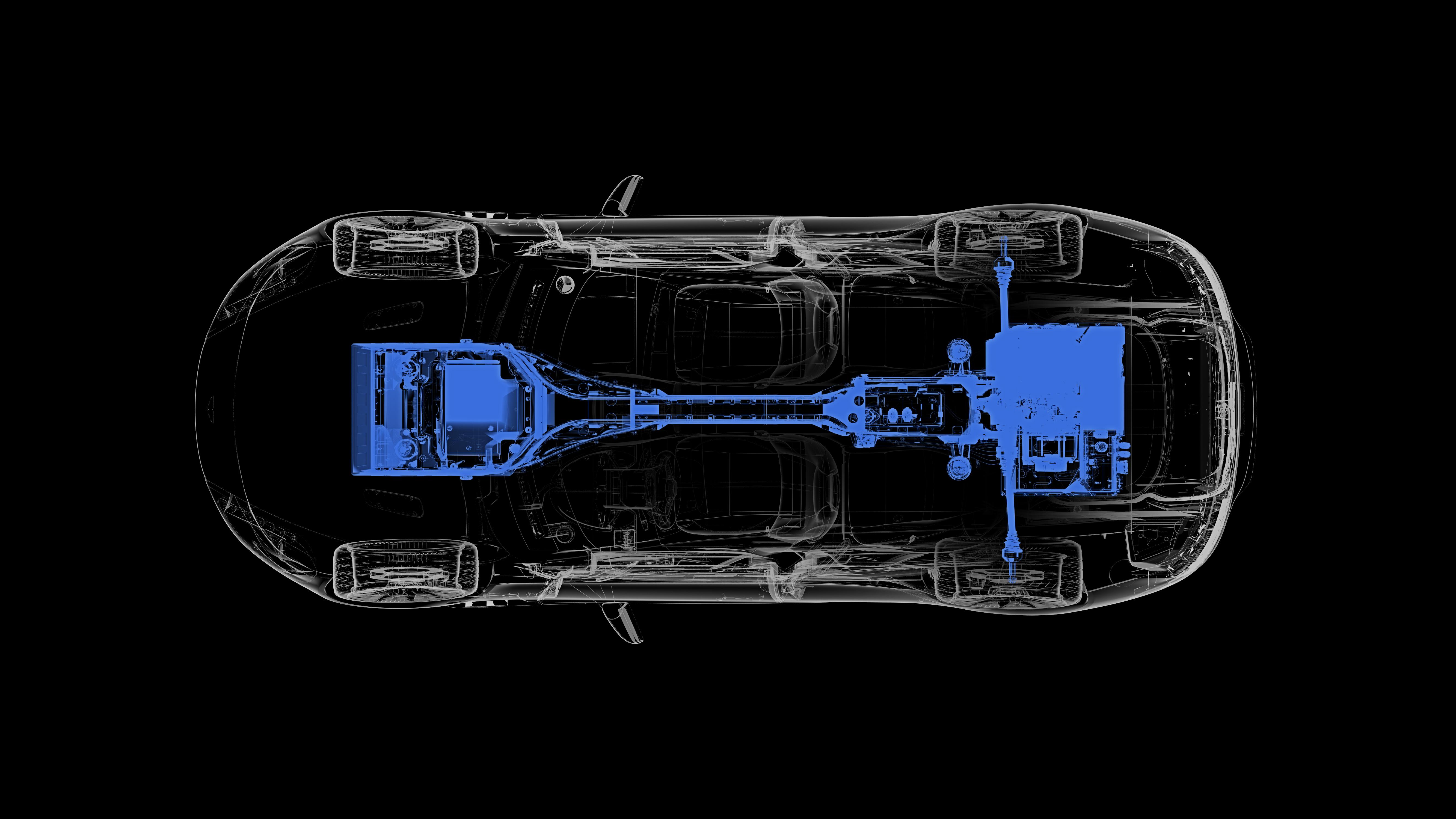 Rapida E Aston Martin