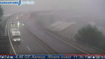 Genova, crollo ponte Morandi: video Autostrade non manomesso, acquisito filmato di un'azienda