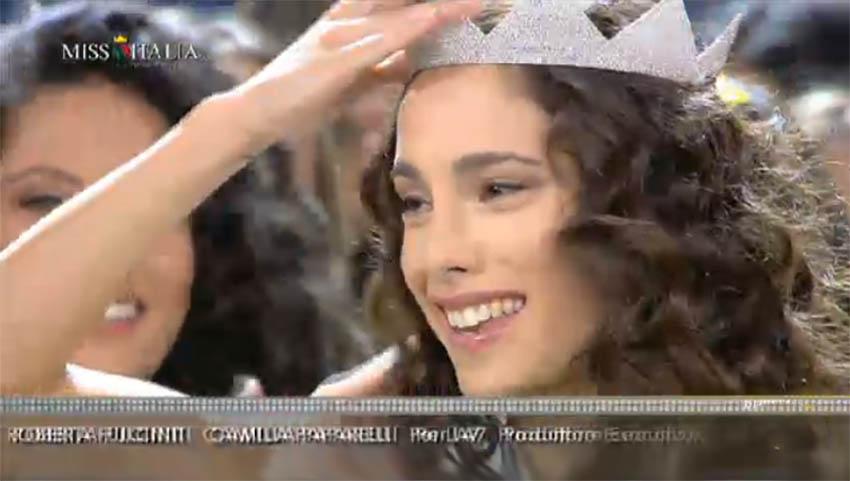'Miss Italia 2018' è Carlotta Maggiorana!