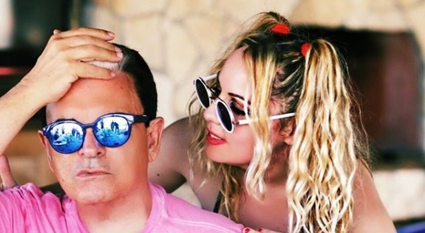 Lisa Fusco e Cristiano Malgioglio