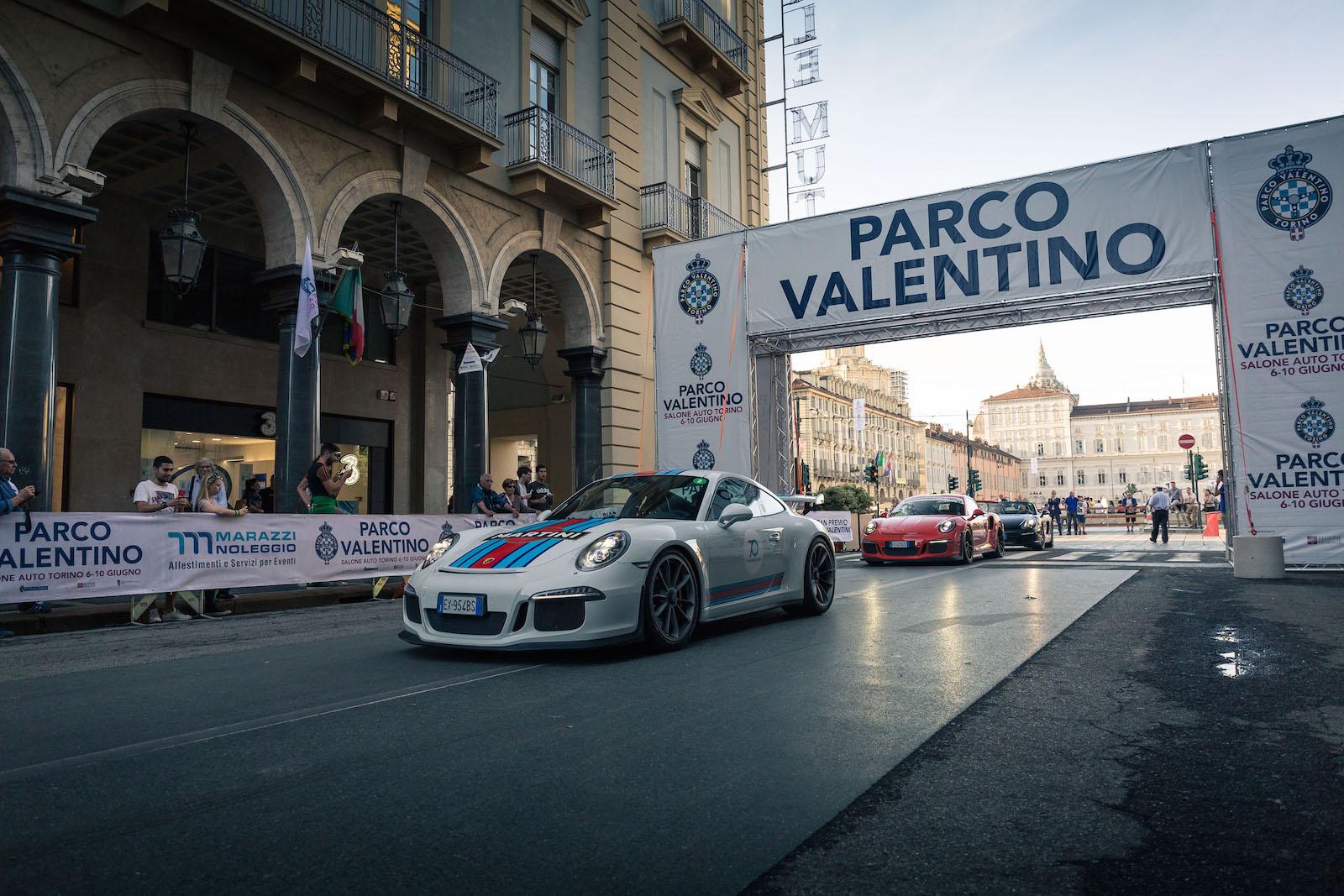 9cdb93add16244 Parco Valentino Salone Auto Torino 2019