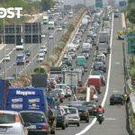 Autostrade in tempo reale: traffico, incidenti, chiusure oggi lunedì 5 novembre 2018