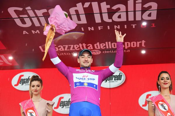Giro d'Italia Elia Viviani