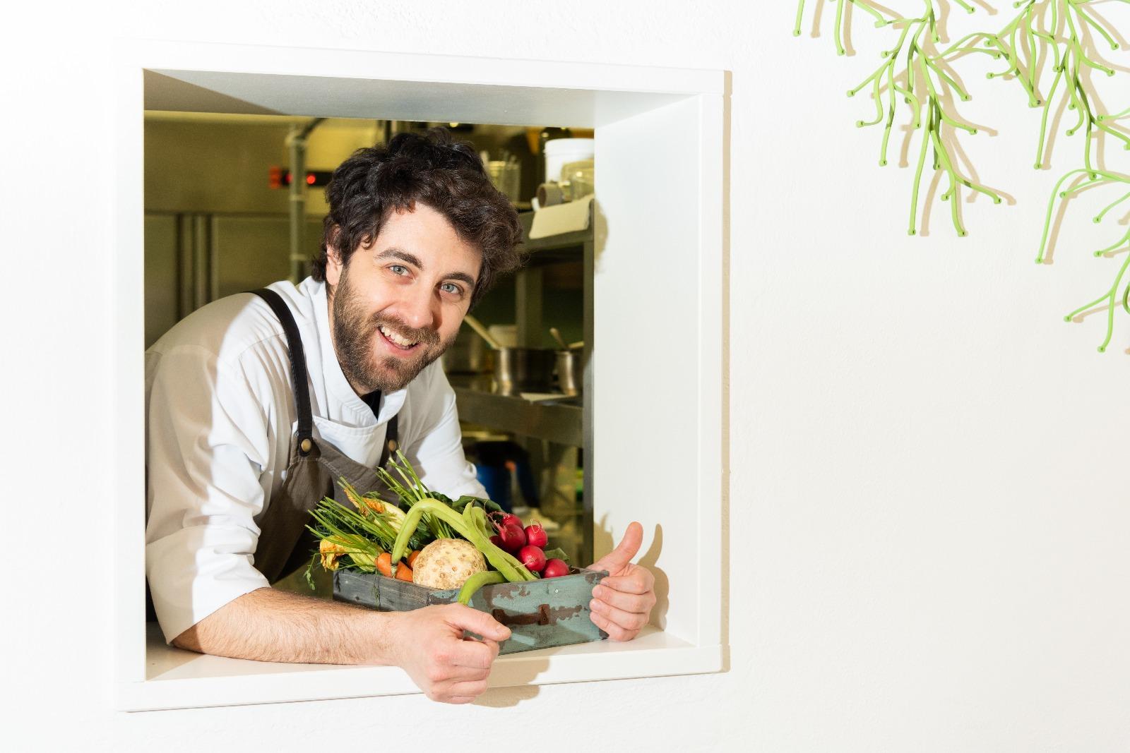 Intervista a Riccardo Escalante, chef del ristorante Flora a Busto Arsizio Urbanpost