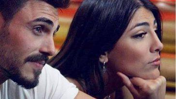 Francesco Monte e Giulia Salemi litigio