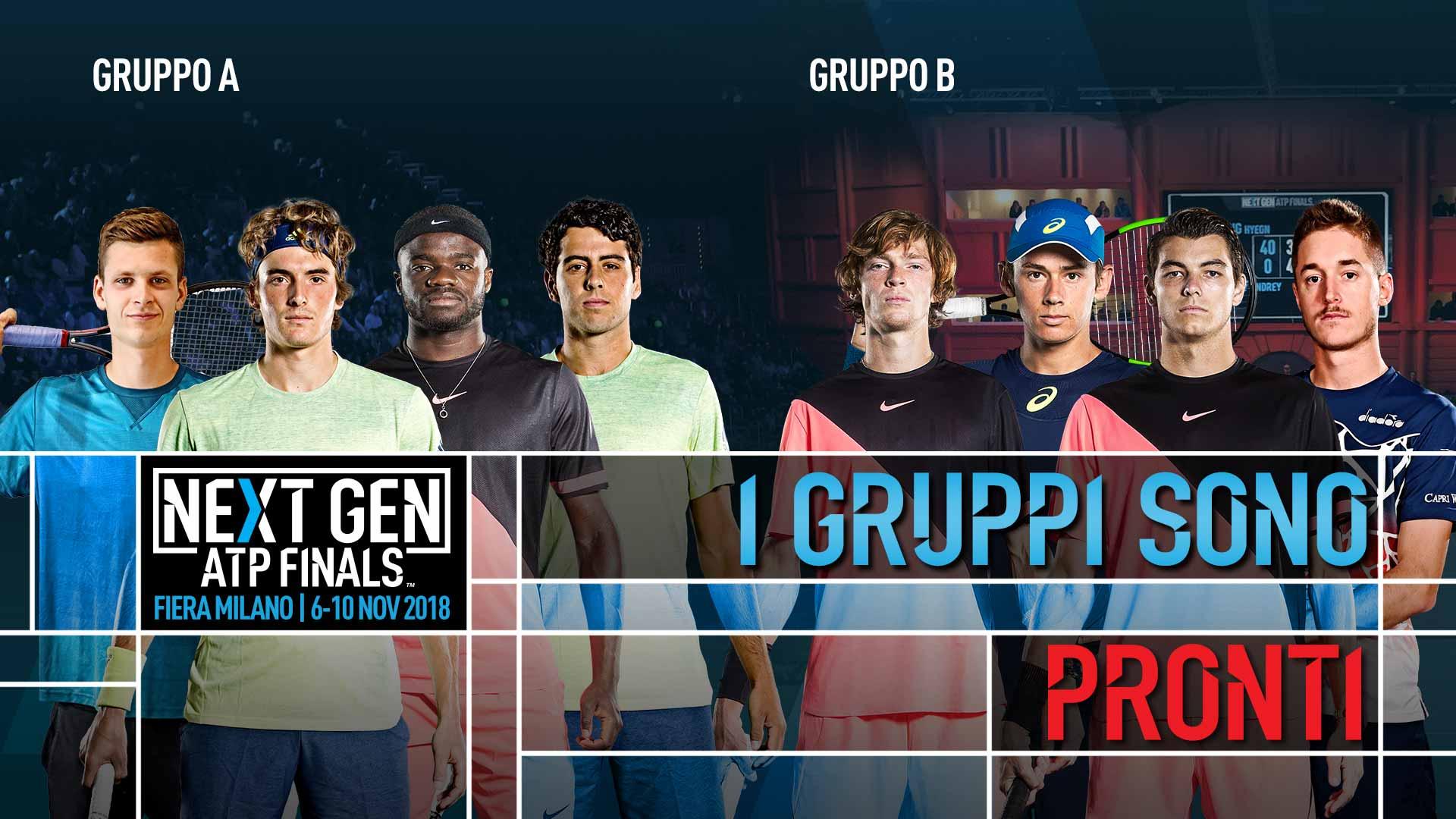 Next Gen Atp Finals Milano