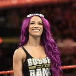 Sasha Banks wwe wrestling