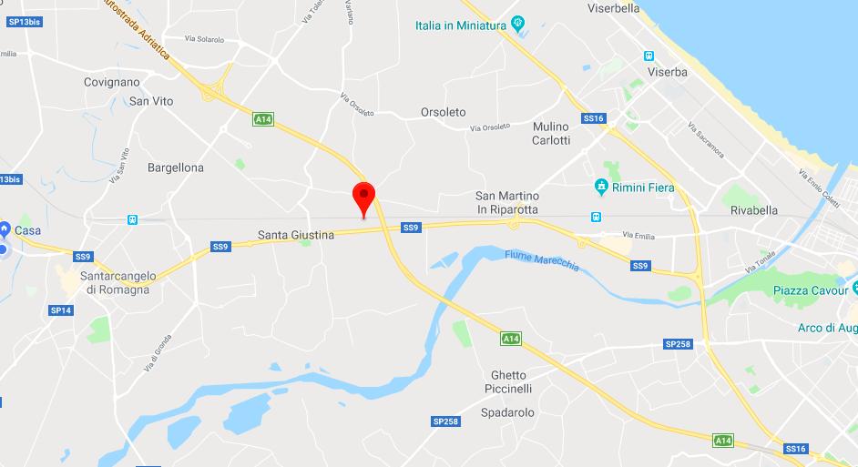 Terremoto oggi emilia romagna scossa magnitudo 4 0 a for Oggi in romagna