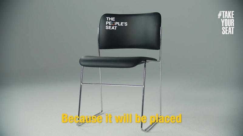 The Peolple's seat cambiamenti clima