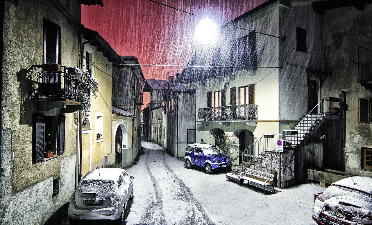 Meteo prossime ore, neve in arrivo: ecco dove e quanta