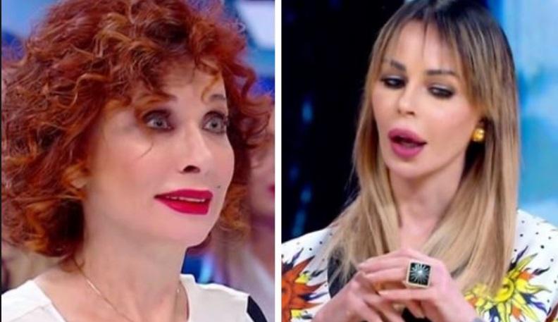 Nina Moric difende Fabrizio Corona: