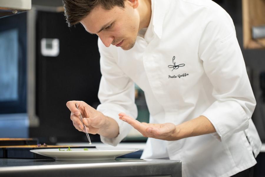 Chef italiani emergenti: intervista a Paolo Griffa del Petit Royal di Courmayeur