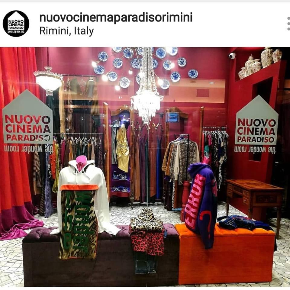 A Il Negozio Cinema Nuovo ParadisoAnche Ha Rimini Che 8nOvyN0wm