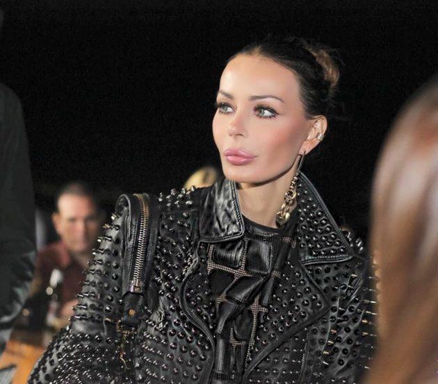 Nina Moric preoccupata per Fabrizio Corona: il misterioso appello
