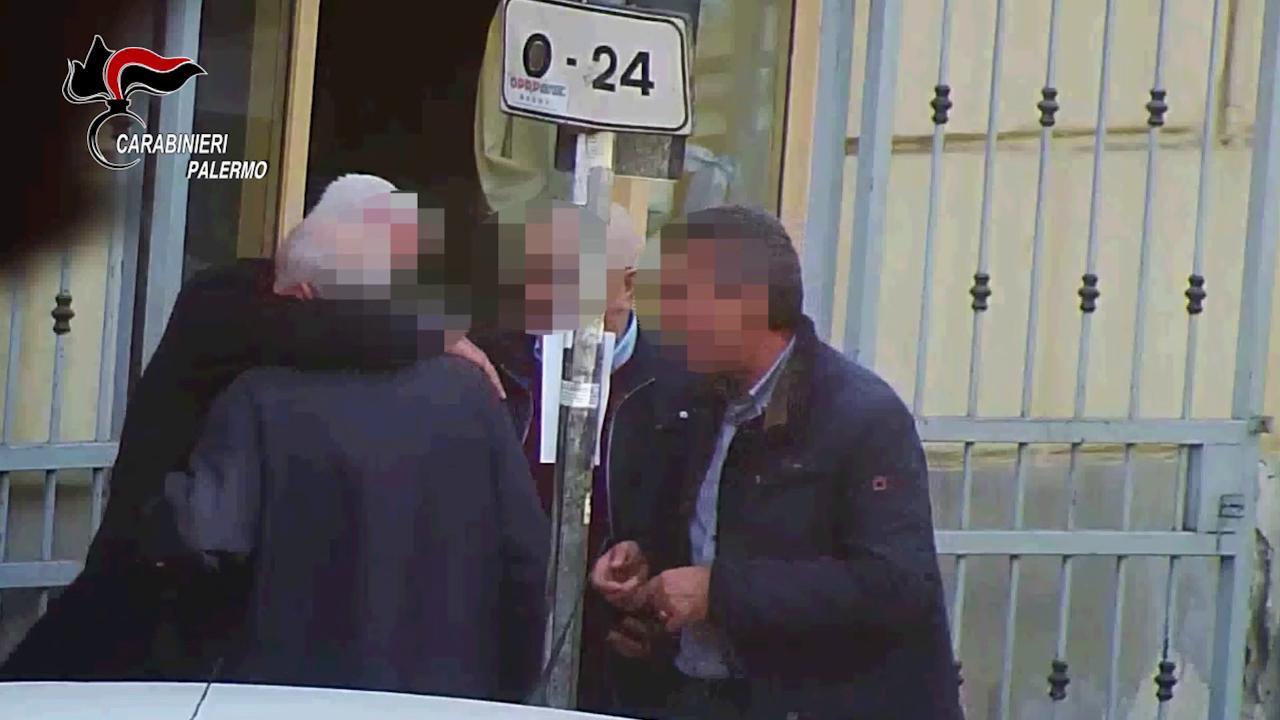 Palermo, maxi blitz, arrestato l'erede di riina, settimo mineo