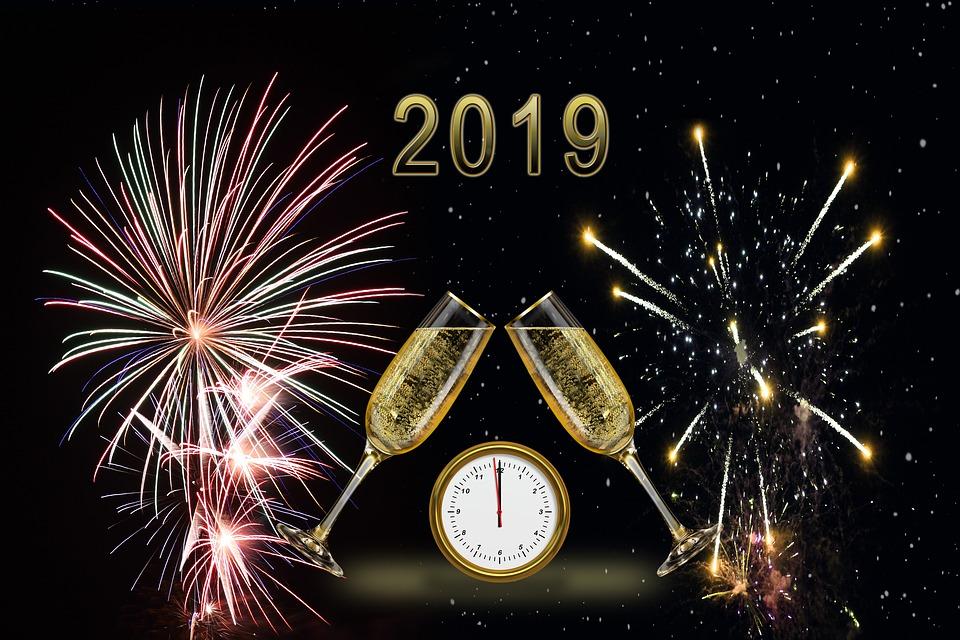 capodanno 2019 auguri