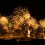 fuochi d'artificio fanno male