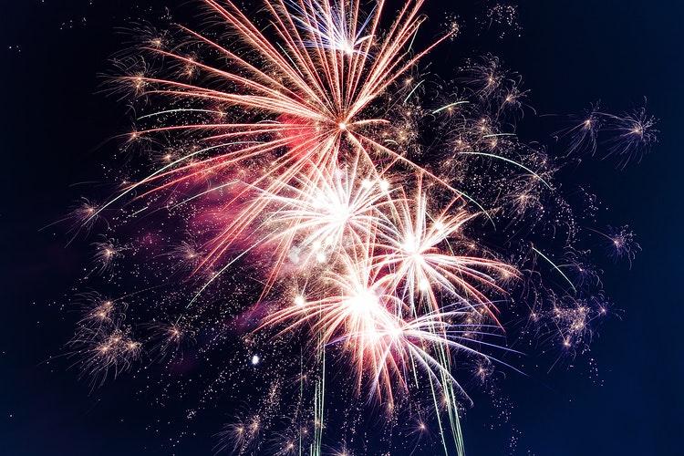 fuochi d'artificio capodanno 2019