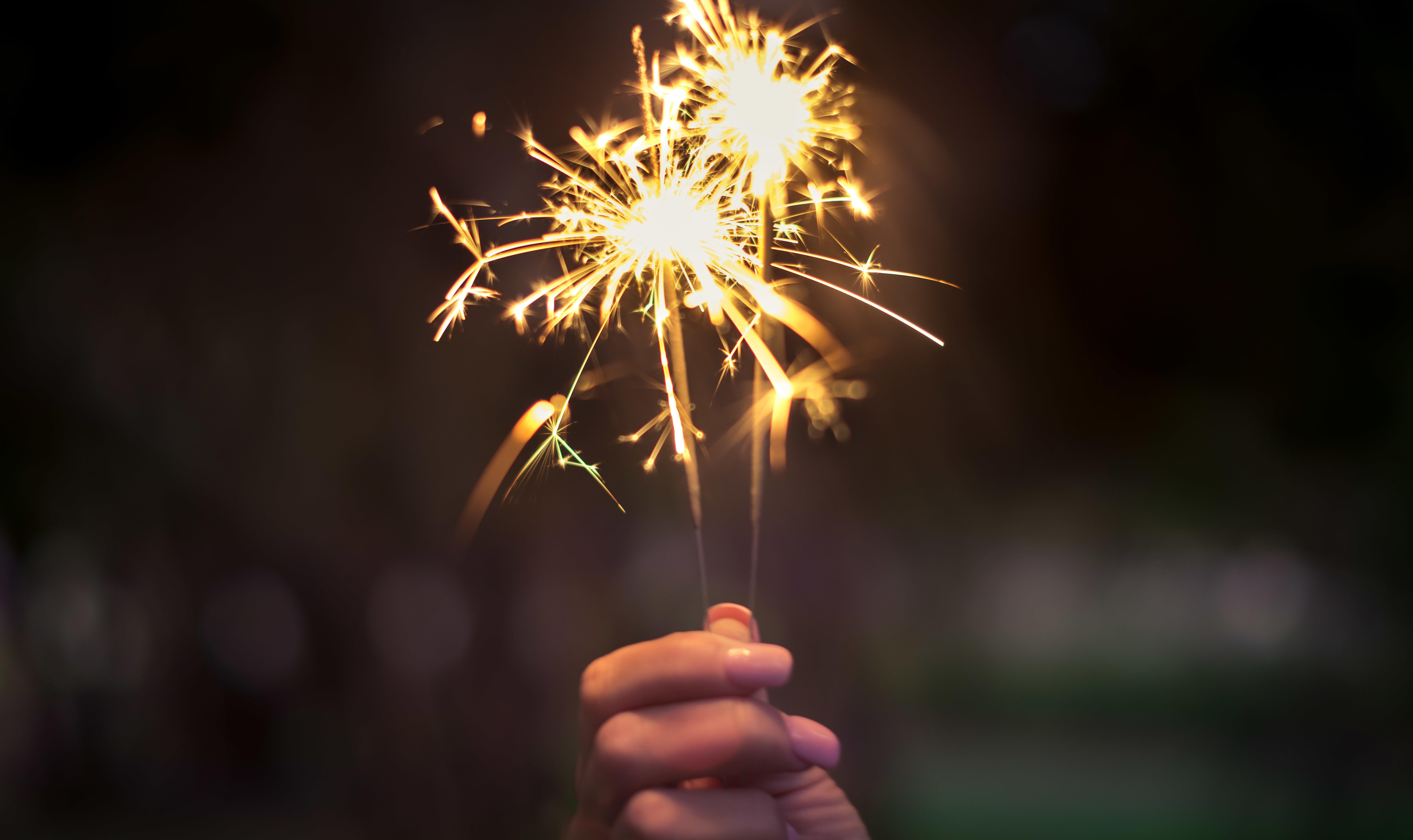 fuochi d'artificio 2019